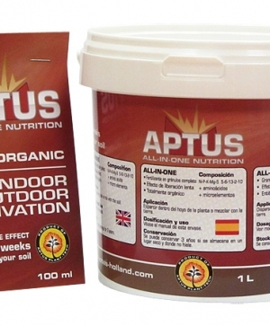 APTUS All-In-One 1kg - гранулирано ѓубриво за раст и цветaње