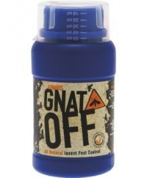 Fungus Gnat OFF 250ml - био-инсектицид против црните мушички и нивните ларви